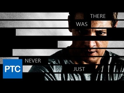 Photoshop Movie Poster Tutorial - The Bourne Legacy