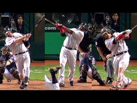 ALCS Gm4: Red Sox hit back-to-back-to-back homers