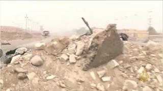 القوات العراقية تطوق كوكجلي ونزوح متواصل للمدنيين