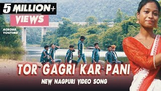 Tor Gagri Kar Pani Full Video   New Nagpuri Video Song 2019  Uranium Crew   Vicky Kachhap