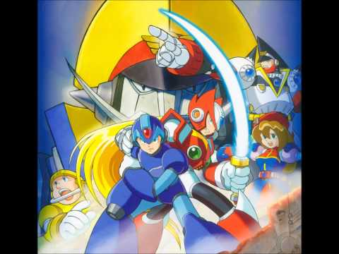 Capcom Music Best 100 #55 Mega Man X4 - Makenai Ai ga Kitto Aru