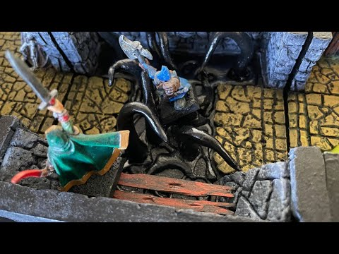 Episode 160: Deathtrap Dungeon Modular and Magnetised Tabletop Terrain  
