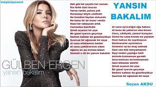 Yansın Bakalım - Gülben ERGEN (Şiir Cover)