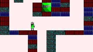 Видео геймплея. Название в разработке.  Первые 2 уровня(Название: В разработке Жанр: Платформер, головоломка. Геймплей: Главная задача в игре - добраться до выхода,..., 2013-10-27T06:44:44.000Z)
