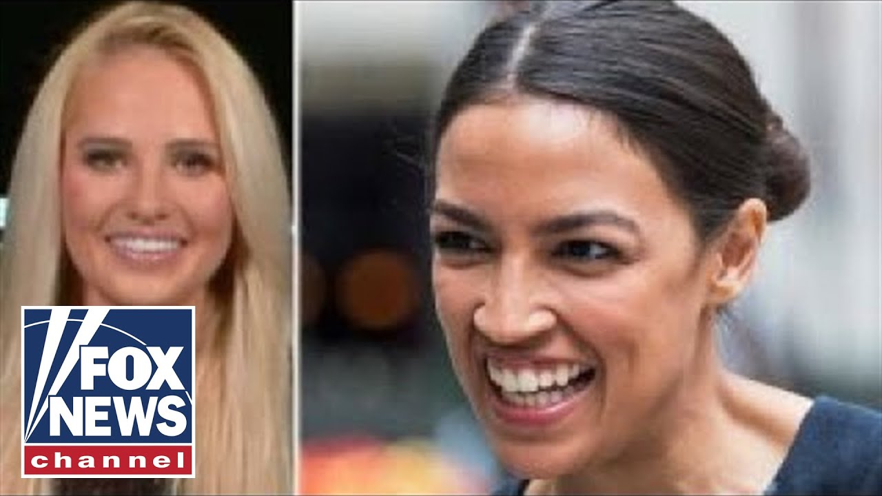 Tomi Lahren responds to left-wing backlash over her AOC ...