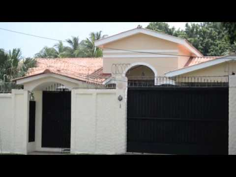 La casa donde los vecinos reportan la presencia de Funes