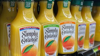 Orange Juice Brands, Ranked Worst To Best