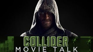 Collider Movie Talk - First Look At Michael Fassbender In Assassin's Creed