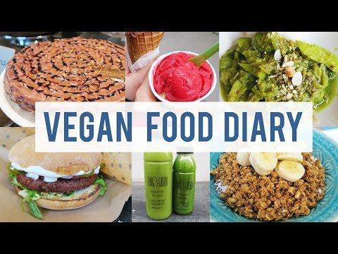 What I Ate in Vienna | VEGAN FOOD DIARY