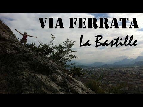 Randorama à Grenoble (Via Ferrata De La Bastille)