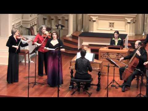 Handel Gloria: Et in Terra Pax. Voices of Music, Laura Heimes, soprano