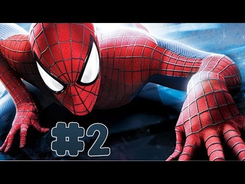 The Amazing Spider-Man 2 - Walkthrough - Part 2 - On the Trail of a Killer [HD]