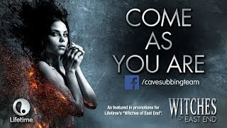 Masha - come as you are - lifetime's witches of east end promo