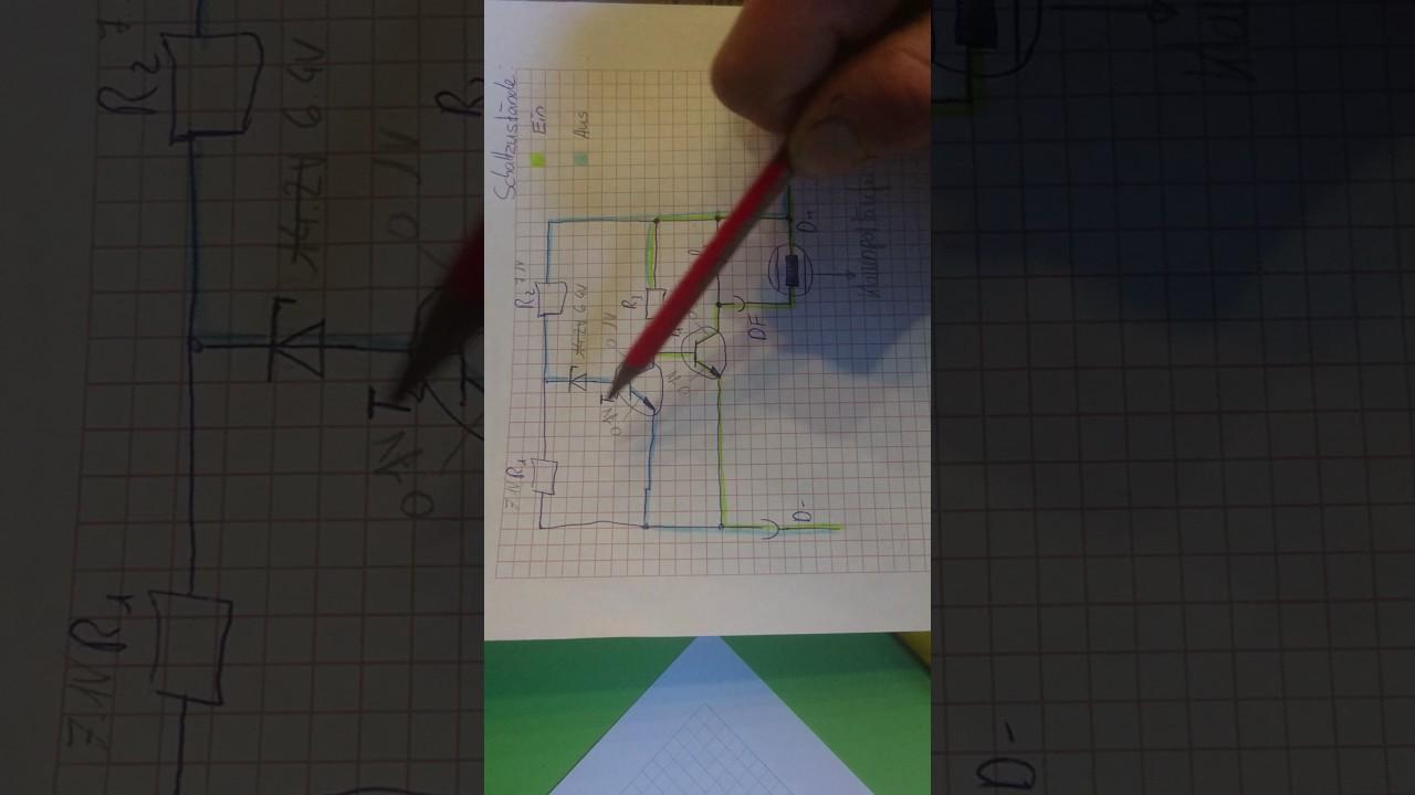 Spannungsregler Alternator - YouTube