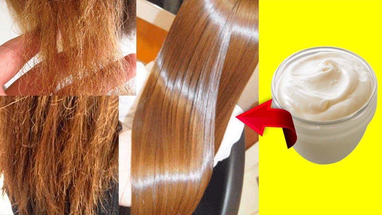 Saçları hızlı uzatan doğal maske tarifi
