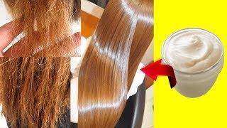 Saçı Hızlı Uzatan - Seyrek Saçı Gürleştiren Parlaklık Veren Canlandıran Doğal Maske - Güzellik Bakım