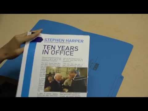 Liberal ad: Stephen Harper's job interview