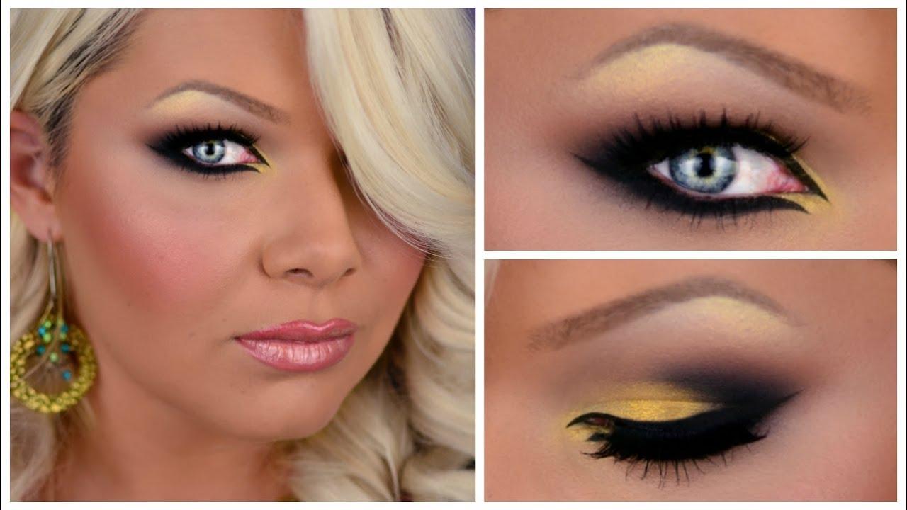 Vecernja sminka 2 (Evening make up)-Ana Minic profesion