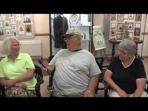 OLC - CCHA Civil War Exhibit  7-30-13
