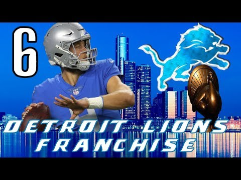 Thanksgiving Day Game! | Detroit Lions Franchise | Madden DUO Franchise w/Slacker Gaming