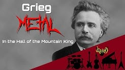 Edvard Grieg - In the Hall of the Mountain King 【Intense Symphonic Metal Cover】