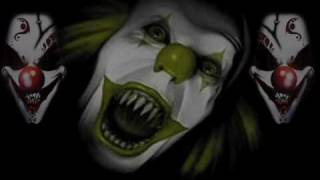 Scary Clown & Plus Scary Music