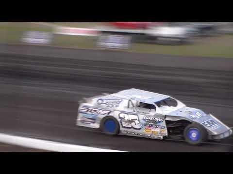 Sport Mod Heat 3 @ Hancock County Speedway 08/12/17