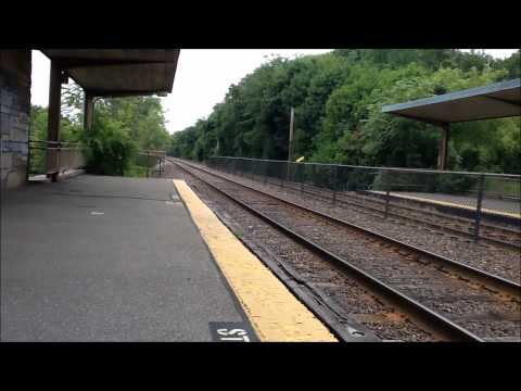 commuter rail trains 20-60 MPH