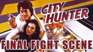 vuclip Jackie Chan: City Hunter (1/4) Final Fight Scene (1993) HD