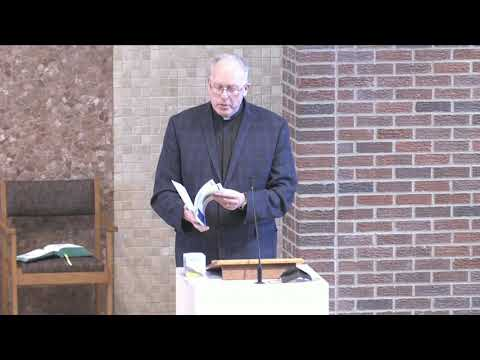 Friday's with Fr. Ron - 2/25
