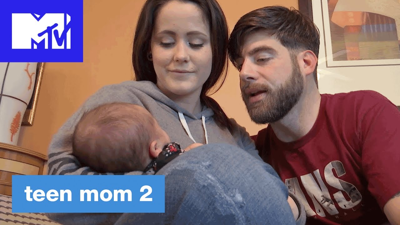 A Look Back Jenelles Journey To Birth  Teen Mom 2