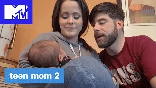 A Look Back: Jenelle's Journey to Birth | Teen Mom 2 (Season 8) | MTV