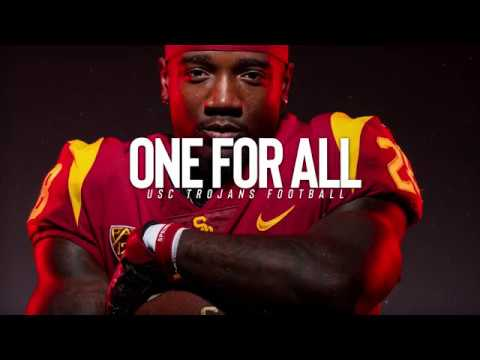 USC Football 2018 - ONE FOR ALL - Aca'Cedric Ware
