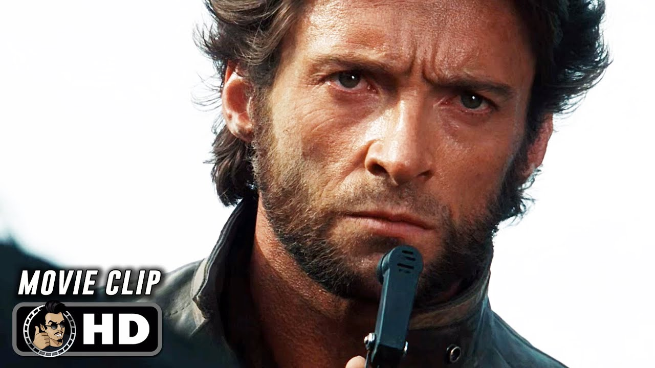 "Download X-MEN ORIGINS: WOLVERINE Clip - ""Wolverine vs. Helicopter"" (2009)"