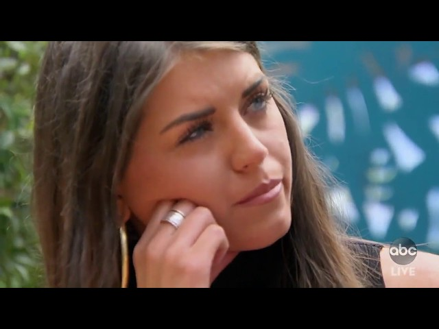 Are Madison and Peter on the Same Page? | The Bachelor