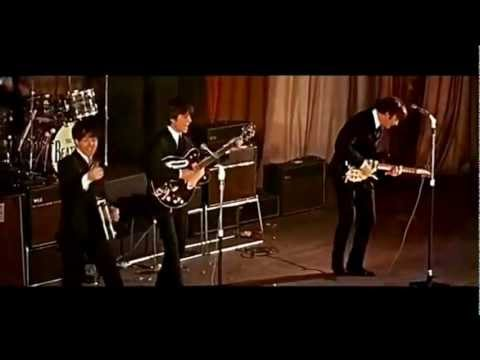 The Beatles Twist And Shout (Live In Manchester) [HD 1080p]