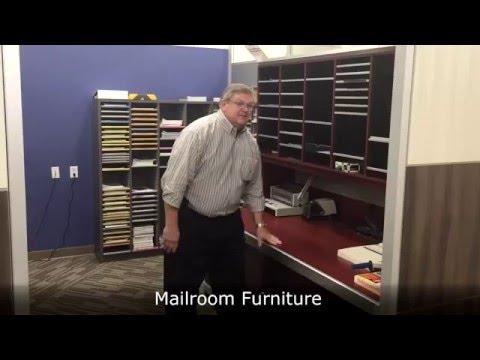 Mailroom Furniture Mail Sorters & Tables Hamilton