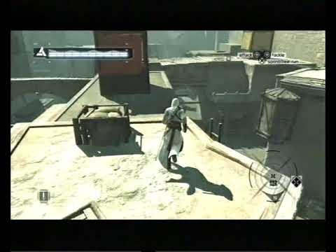 Assassin's Creed, Career 284, Jerusalem: Middle District, Killed