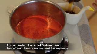 Mild Sweet Chilli Sauce Recipe