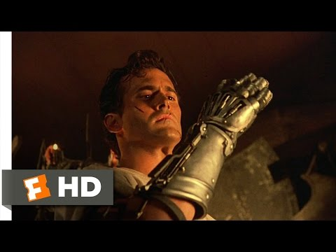 Army of Darkness (3/10) Movie CLIP - Yo She-Bitch, Let's Go! (1992) HD