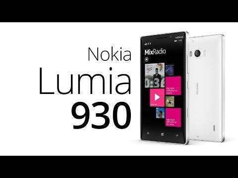 Nokia Lumia 930 (recenze)