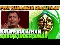 Peer Manaawan Challiyaan - Salim-Sulaiman Feat. Sukhwinder Singh, Coke Studio - REACTION