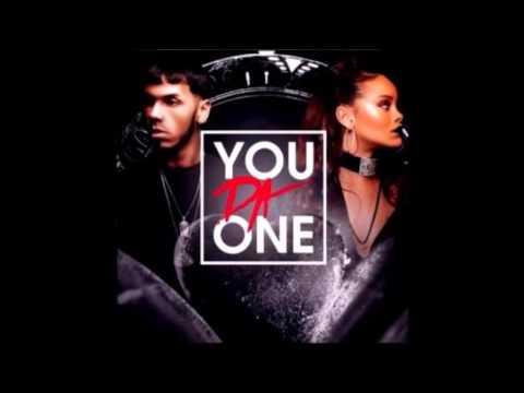 Anuel AA Rihanna - You Da One