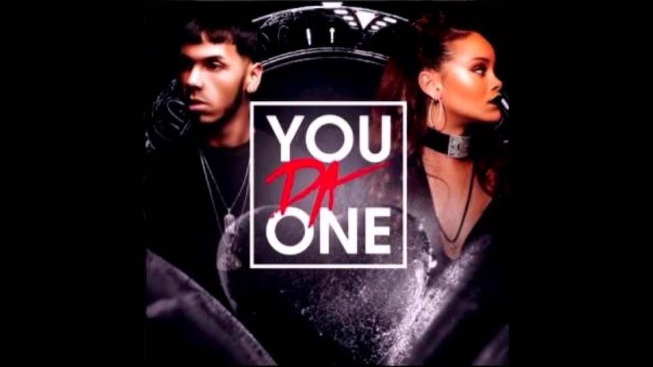 Anuel Aa Rihanna You Da One