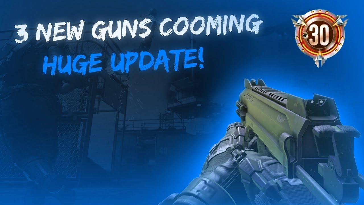 Mp11 goliath 3 new guns cooming to advanced warfare youtube