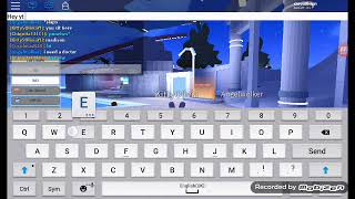 Roblox robloxian Waterpark This is the bully robloxian Waterpark (Funny Moments)