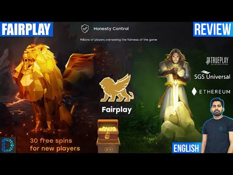 #Fairplay.io - First Blockchain Based Honesty Controlled Crypto Gaming On TruePlay -  Review - [ENG]