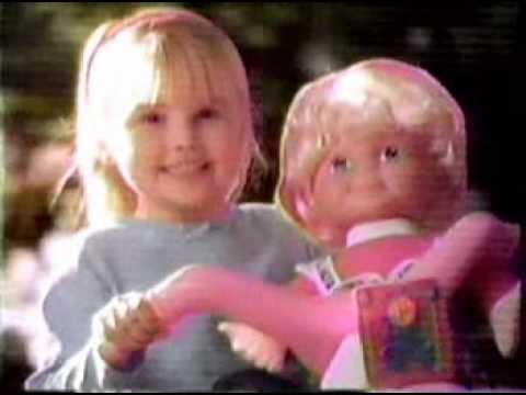 1994 My Buddy / Kid Sister commercial
