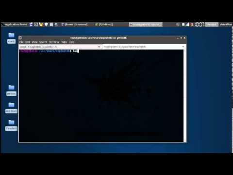 Hackyard - Joomla Admin Vulnerability