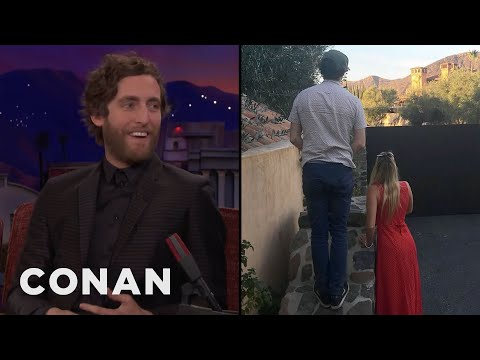 Thomas Middleditch Is A Huge